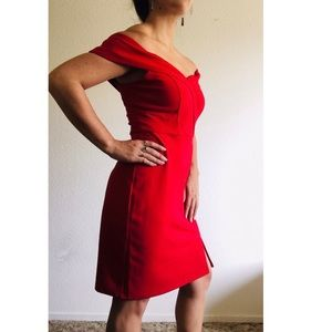 Speechless Red Dress